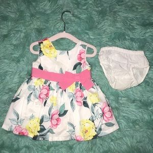Carter's   3 M   Easter dress, gently used